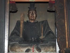 阿弥陀寺 信長像