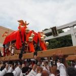 折上稲荷神社 折上稲荷祭 6月