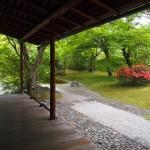 京都国立博物館 堪庵 6月