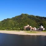 岐阜 金華山と長良川