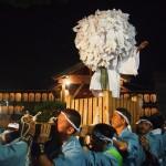県祭り 梵天渡御