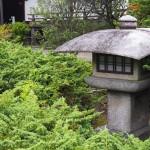 勧修寺 灯籠