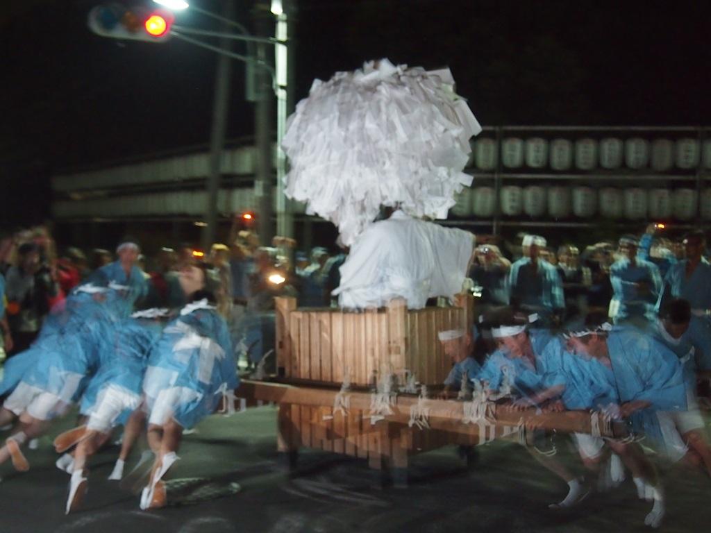 県神社の県祭り その2 梵天渡御 ...