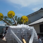 県神社 大幣神事 6月