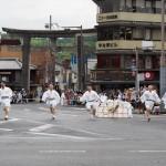 県神社 大幣神事