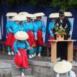 伏見稲荷大社 田植祭