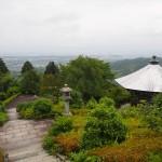 善峯寺 薬師堂からの眺望