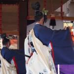 八坂神社 例祭 東遊