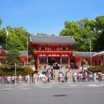 八坂神社 6月