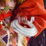 藤森神社 紫陽花まつり 還城楽