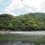 嵐山 6月