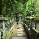 大徳寺 高桐院 細川家歴代の墓