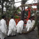 吉田神社 夏越大祭