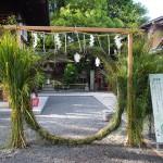 山王神社 茅の輪