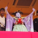 祇園祭 稚児舞披露 7月