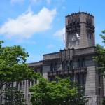 京都市役所 7月