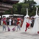 祇園祭 津和野の鷺舞