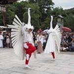 祇園祭 津和野の鷺舞 7月