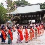 白峯神宮 七夕祭 7月