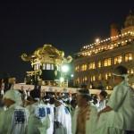 祇園祭 神輿洗