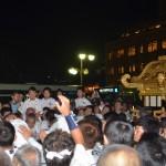 祇園祭 神輿洗い 7月