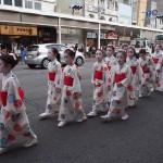 祇園祭 お迎え提灯行列 7月