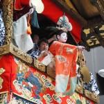 祇園祭 長刀鉾 曳き初め 7月