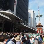 祇園祭 曳初め 7月