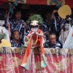 祇園祭 曳き初め 7月