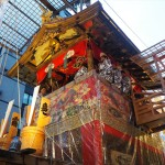 祇園祭 前祭宵山 7月