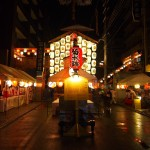 祇園祭 宵山 7月