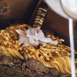 祇園祭 月鉾のウサギ