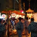 祇園祭 宵山 日和神楽