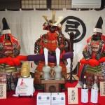 祇園祭 弓矢町の武具飾り 7月