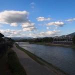 2012年 梅雨明けの京都にて