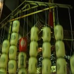 祇園祭 宵山 提灯落とし 7月