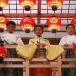 祇園祭 前祭の宵山 7月