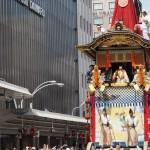祇園祭 前祭山鉾巡行 7月