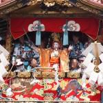 祇園祭 前祭の山鉾巡行 注連縄切り 7月
