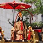 祇園祭 前祭の山鉾巡行 7月