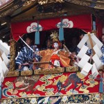 祇園祭 しめ縄切り 7月