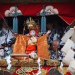 祇園祭 山鉾巡行 注連縄切り 7月