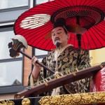 祇園祭 白牙山 7月
