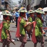 四条傘鉾 棒振り踊り