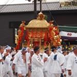 神幸祭 神輿渡御
