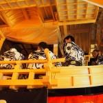 大船鉾の宵山