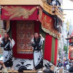 祇園祭 後祭・曳き初め 7月