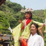 松尾大社 御田祭
