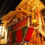 祇園祭 大船鉾の宵山 7月