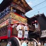 祇園祭 後祭 曳き初め 7月